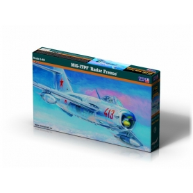 F-03 Mig-17PF Radar Fresco   1:48