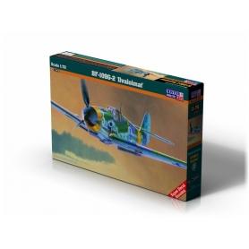 C-76 BF-109 G-2 Ilmavoimat   1:72