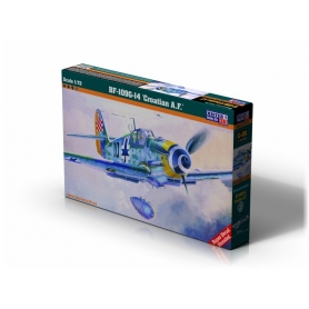 C-151 BF-109 G-14 Croatian Air Force   1:72