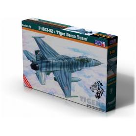 D-115 F-16CJ-52 Tiger Demo Team   1:72