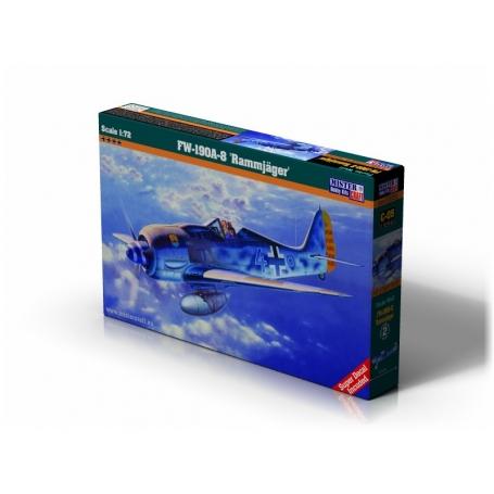 C-05 FW-190A-8 RAMMJAGER   1:72