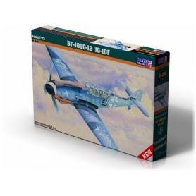 D-25 BF-109G-12 JG-101   1:72