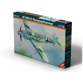D-24 BF-109 G-12 Ubungsjagdflugzeuge   1:72