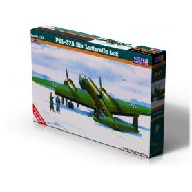 D-07 P-37A Łoś Luftwaffe   1:72