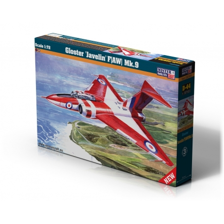 D-44 Gloster Javelin F(AW) MK.9