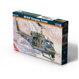 D-54 AB-212 European Forces   1:72