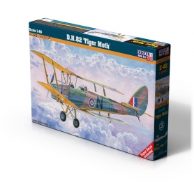E-42 D.H 82 Tiger Moth   1:48
