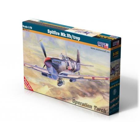 D-192 Spitfire Mk. Vb/ trop   1:72