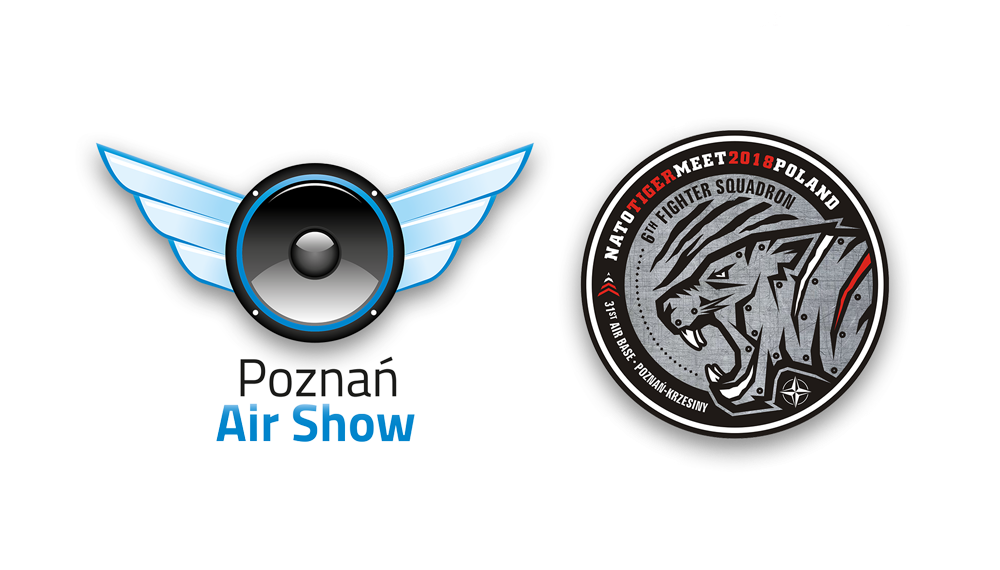 19-20 May 2018 Aerofestival  Poznań Ławica airport + NATO Tiger Meet