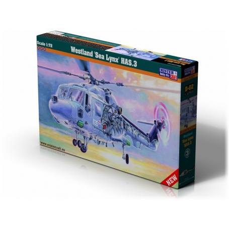 D-02 Westland Super Lynx HMA.8 1:72