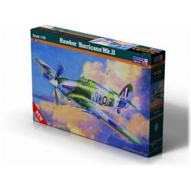 D-208 Hawker Hurricane Mk.IIc   1:72