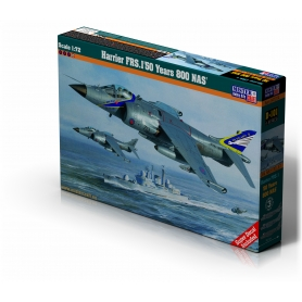 D-101 Harrier FRS.1'50 Years 800 NAS 1:72
