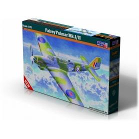 D-217 Fairey Fulmar Mk.I/II   1:72