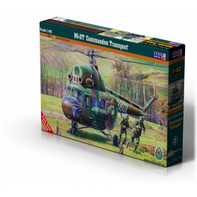 F-152 Mi-2T Comandos Transport   1:48