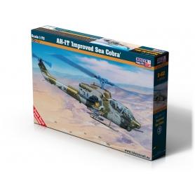 """D-62 AH-IT """"Improved Sea Cobra""""  1:72"""