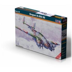 E-39 Breguet Bre.693 B2  1:72