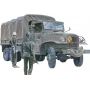 """G-98 GMC CCKW-353 """"Military Truck""""   1:35"""
