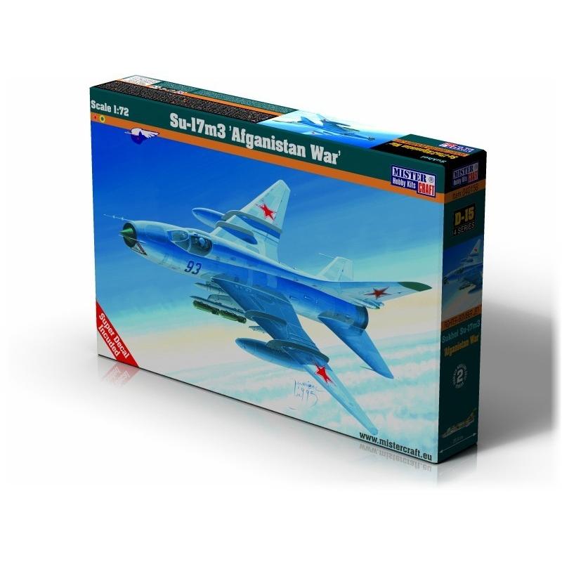 D-15 Su-17M3 Afganistan War   1:72
