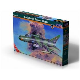 D-17 Su-22 M4/R Desert Storm   1:72