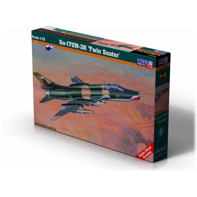 D-18 Su-17UM-3K   1:72
