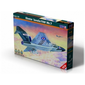 D-26 Gloster Javelin FAW MK.7   1:72
