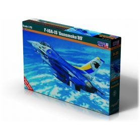 D-33 F-16A Block 15 Gunsmoke 85   1:72