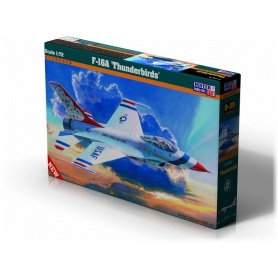 D-35 F-16A Thunderbirds   1:72