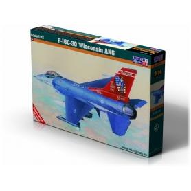 D-74 F-16C-30 Wisconsin ANG   1:72