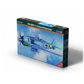 C-11 FW-190 F-2 SCHLACHTFLUGZEUGE   1:72