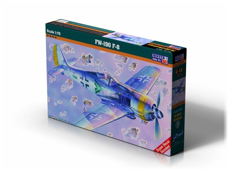 C-12 FW-190 F-8   1:72