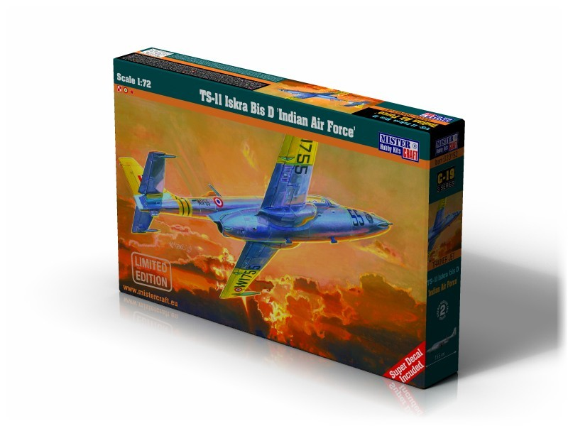 C-19 TS-11 Indian Air Force   1:72