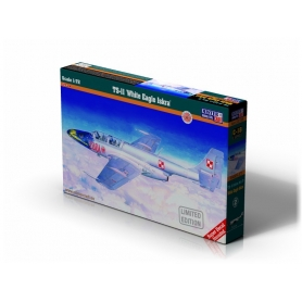 C-18 TS-11 WHITE EAGLE ISKRA   1:72