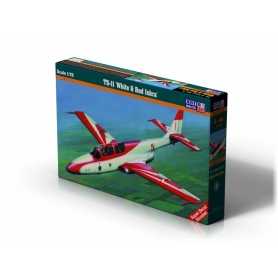 C-22 TS-11 White & Red Iskra   1:72