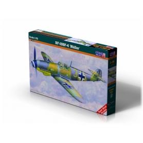 C-38 Bf-109F-4 Muller   1:72