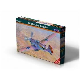 C-40 BF-109F-4/trop MARSEILLE   1:72