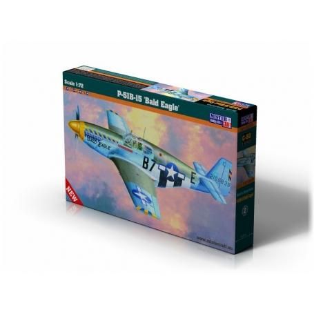 C-54 P-51B-15 Bald Eagle   1:72