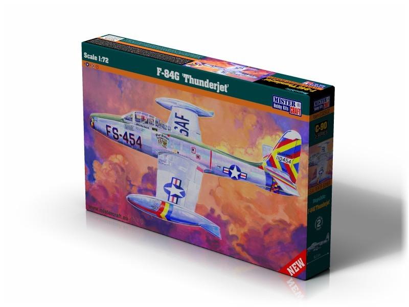 C-90 F-84G Thunderjet   1:72