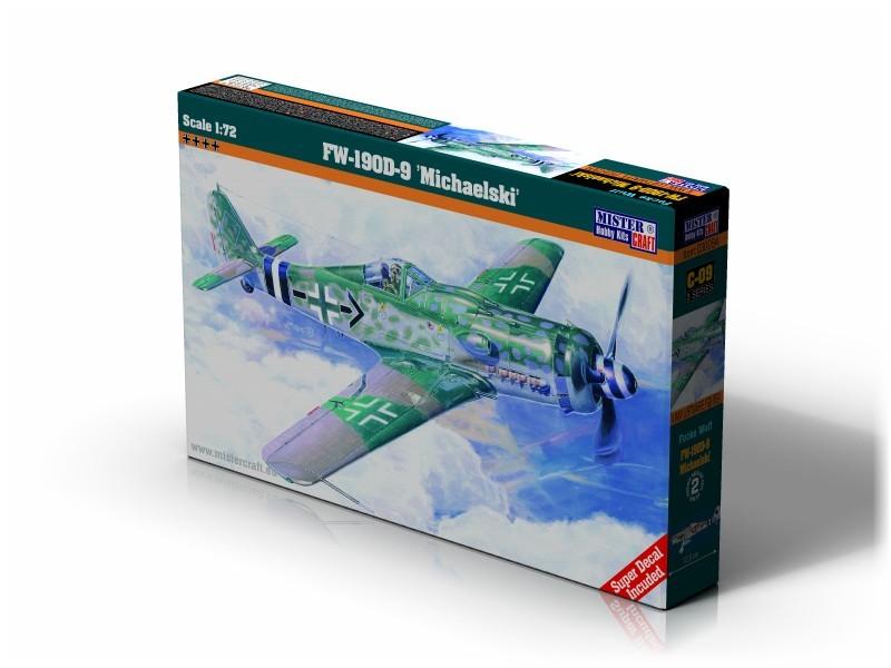 C-09 Fw-190D-9 Michaelski   1:72