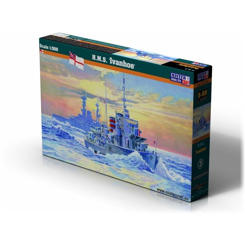 S-99 HMS Ivanhoe   1:500