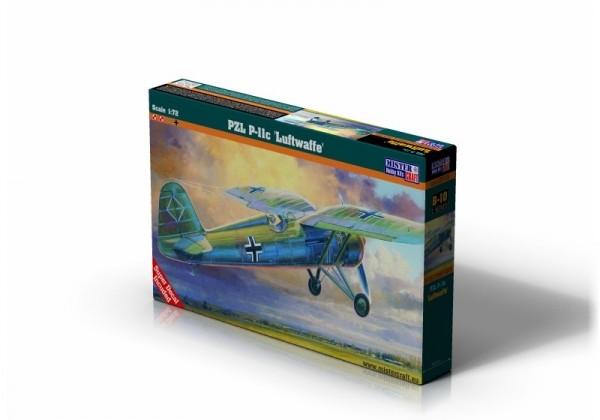 B-10 P-11c  Luftwaffe   1:72