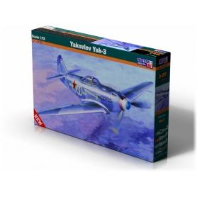 D-207 Yakovlev Yak-3   1:72
