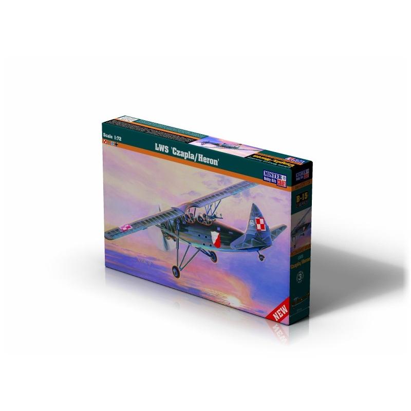 B-15 LWS Czapla/Heron   1:72
