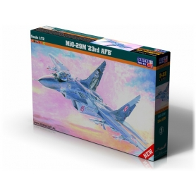 D-22 MIG-29 M 23 RD AFB   1:72