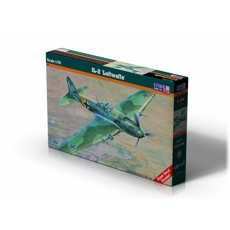 C-24 IL-2 Luftwaffe   1:72