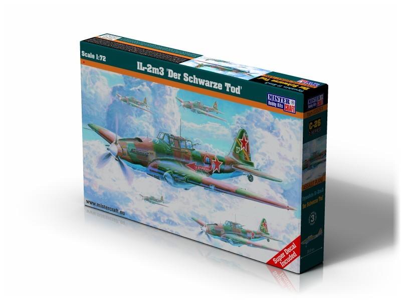 C-26 IL-2m3 Der Schwarze Tod