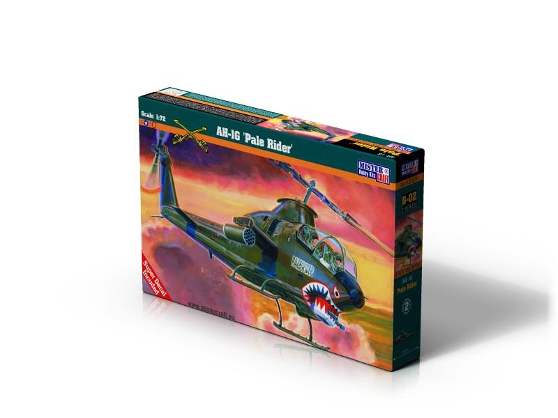B-02 AH-1G Pale Raider   1:72