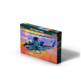B-33 AH-1G Soogar Scoop   1:72
