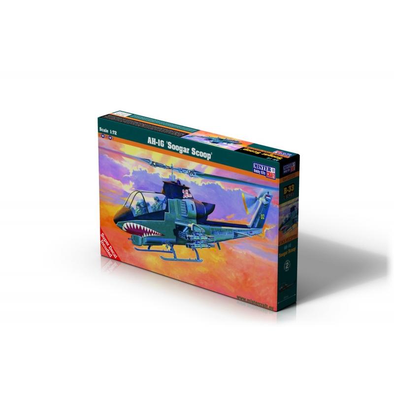 B-33 AH-1G Soogar Scoop   1:72
