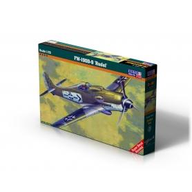 C-10 Fw-190 D-9 Rudel   1:72
