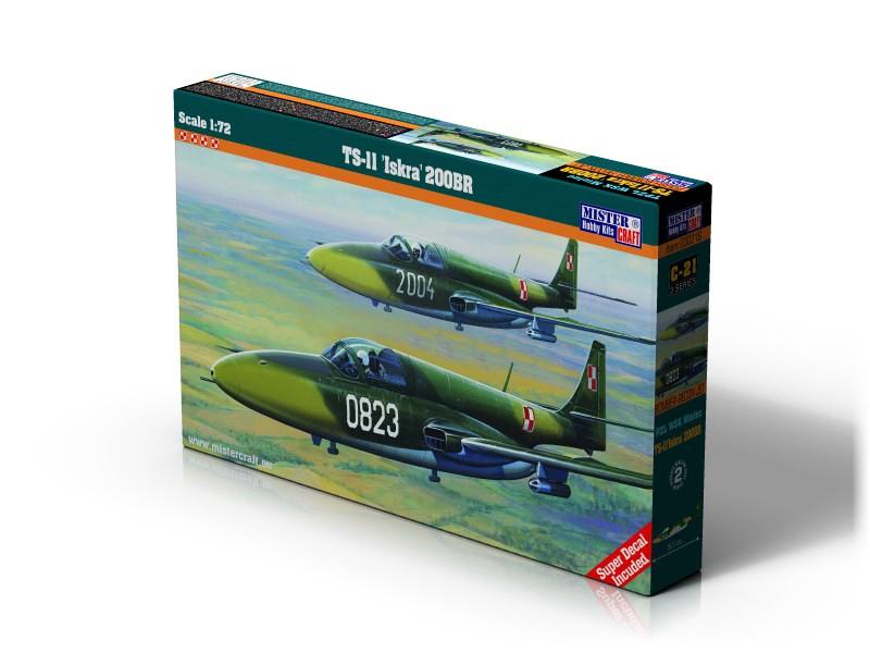 C-21 TS-11 Iskra 200BR   1:72